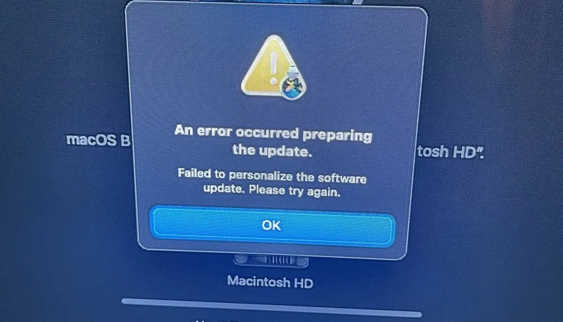 Apple Offers Detail Instructions to Fix macOS Reinstallation Errors on M1 Macs