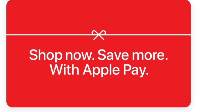 Latest Apple Pay Promo Offers Holiday Discounts From Under Armour, Puma, Ray-Ban, More