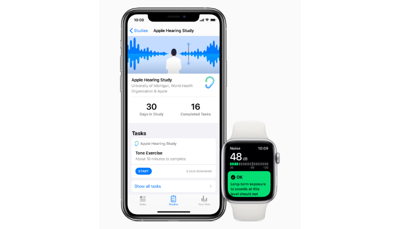 Apple Hearing Study Bug Inadvertently Results in Historical Data Collection From Participants