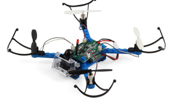 DIY Building Block STEM Drone