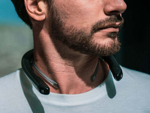 FITT360 Hands-Free Neckband Camera