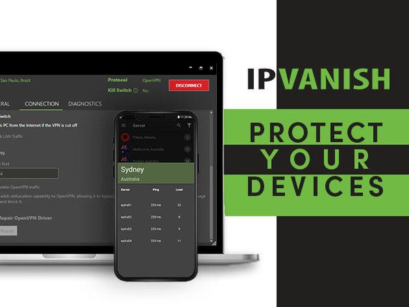 MacTrast Deals: IPVanish VPN: 1-Yr Subscription