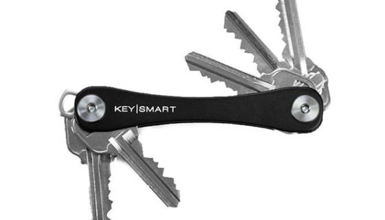 KeySmart Original Compact Key Holder