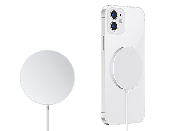 MacTrast Deals: Magnetic Wireless Charger for iPhone 12