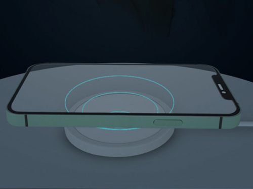 Magnetic Wireless Charger for iPhone 12