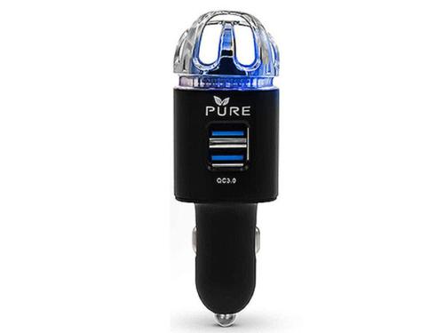PURE Car Air Purifier Premium Ionizer