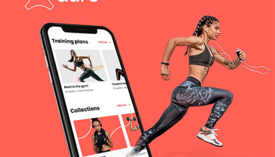Auro - Fitness & Wellness App