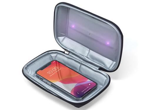 KeySmart CleanTray ToGo Rechargeable UV Light Sterilizer