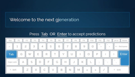 Lightkey Pro Text Prediction Software