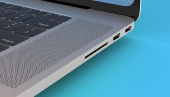 MacBook Pro SD Card Slot