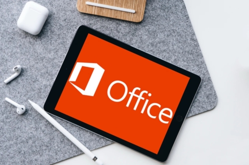 Microsoft Office iPad