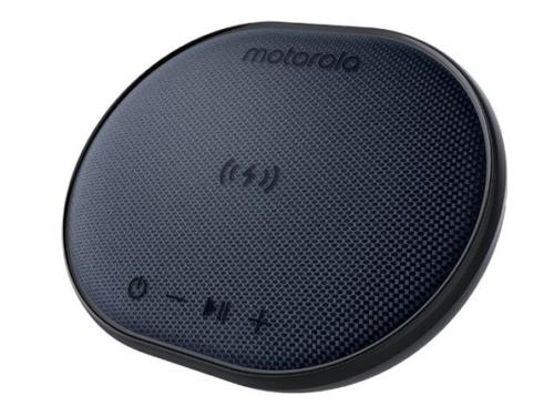 Motorola Sonic Sub 500 Wireless Fast Charging Speaker