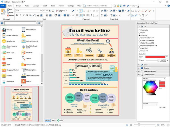 MacTrast Deals: MyDraw Advance Diagramming Software: Lifetime License