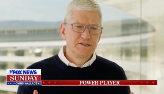 Tim Cook - Fox News Interview