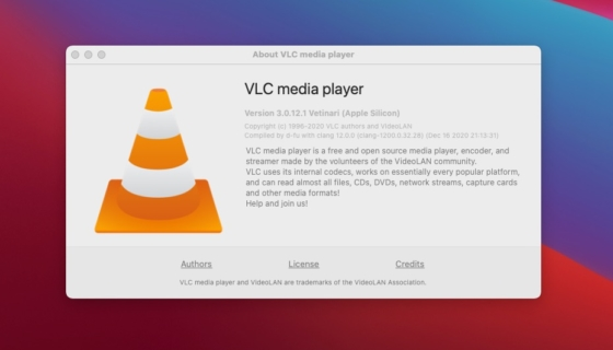 VLC Media Player - M1 Optimized