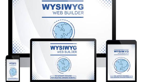 WYSIWYG Web Builder v16