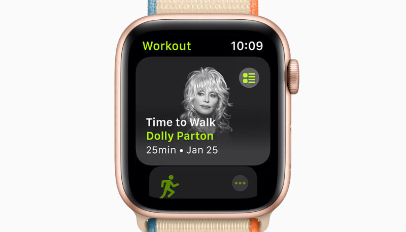 watchOS 7.3 Released to the Public – Includes 'Time to Walk' Feature for Apple Fitness+ Subscribers, Unity Watch Face, More
