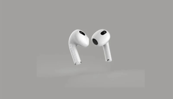 third-generation AirPods