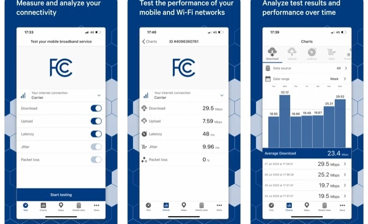 FCC Asks Broadband Users to Use Official Speed Test App to Measure U.S. Broadband Availability