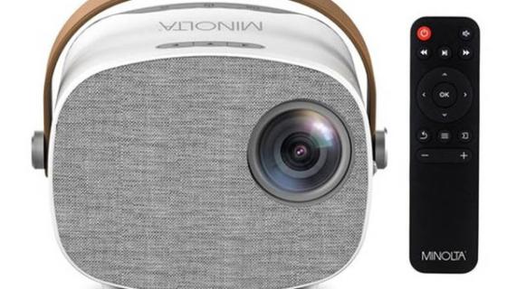 Minolta MN673 Mini LCD Projector