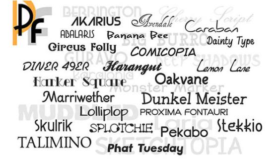 MacAppware Premium Fonts